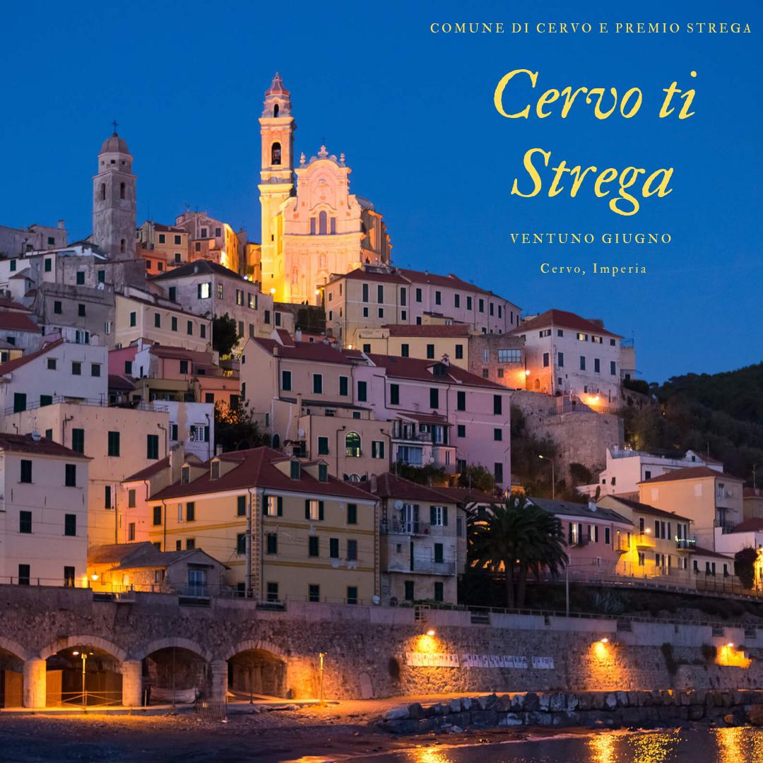 Cervo ti Strega cinquina Liguria
