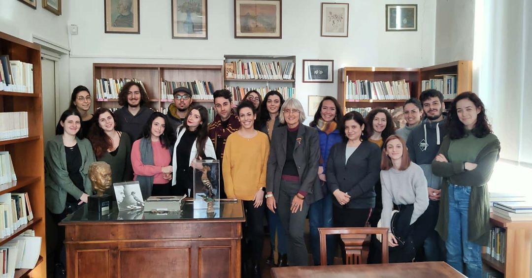 Gli studenti del Master Editoria 2020