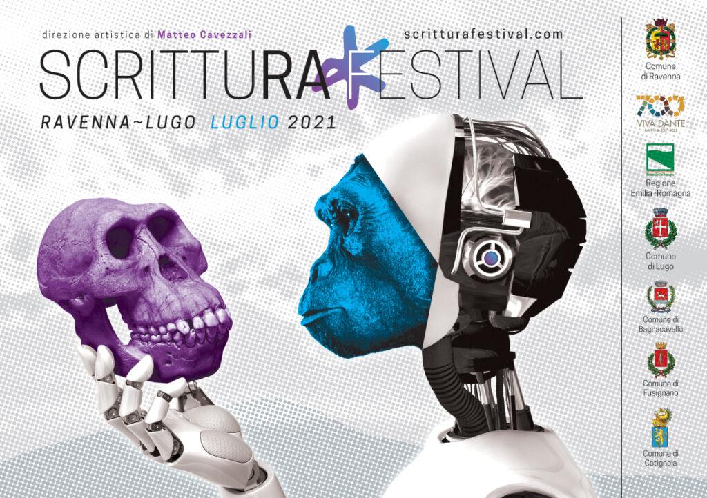 volantino di ScrittuRa festival