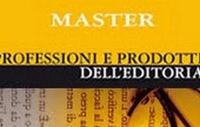 Master Professioni e prodotti dell'editoria