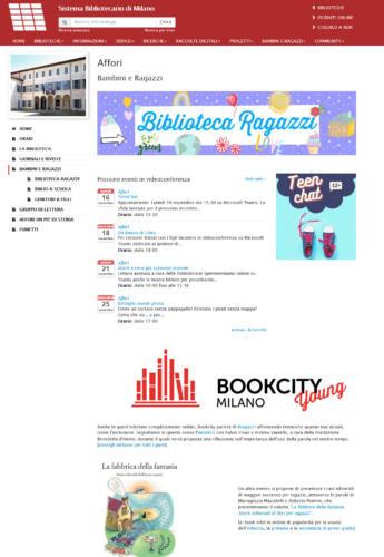 <p></p><p>11-11-2020 milano.biblioteche.it</p><p></p>