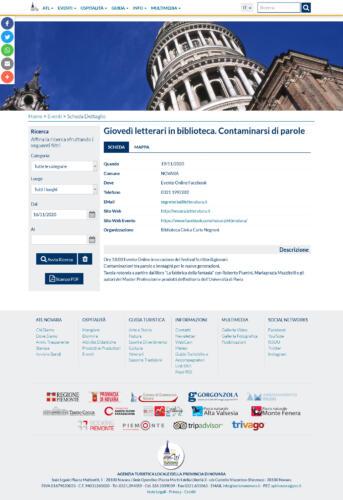 <p></p><p>11-11-2020 turismonovara.it</p><p></p>